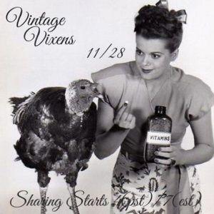 Accessories - SATURDAY 11/28 Vintage Vixens Sign Up Sheet